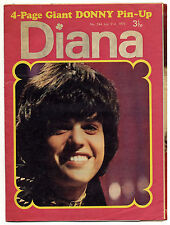 DIANA Magazine No 544 21/7/1973 Donny Osmond Gary Glitter Rod Stewart