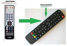 For YAMAHA REPLACEMENT Remote control Fernbedienung Télécommande YSP800 YSP-800
