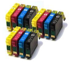 E-1636 Compatible 16XL  Cartridges - 12 Inks E1631 E1632 E1633 E1634 WF-2530WF