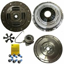 FLYWHEEL, CLUTCH KIT, BOLTS AND CSC FOR HOLDEN ASTRA