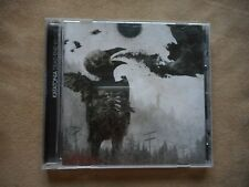 "KATATONIA ""DEAD END KINGS"" CD 2012 1ST PRESS WITH 28 PAGE BOOKLET"