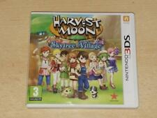 Harvest Moon Skytree Village Nintendo 3DS UK PAL **FREE UK POSTAGE**