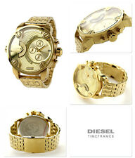 Diesel Little Daddy DZ7287 Gold-tone Stainless Steel Watch