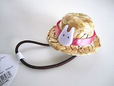Studio Ghibli My Neighbor Totoro Mei Kusakabe Hat Hair Accessory Hair Rope Ring