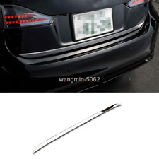 FOR Lexus CT 200h  Stainless steel Rear Trunk Lid Gate Edge Cover Trim 2013-2017