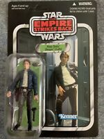 STAR WARS ESB Han Solo Bespin Fatigues VC50 Vintage Collection C-8.5 Unpunched