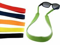Calabria Flat Floating Eyeglass/Sunglasses New Retainer Cord Cable Lanyard Float