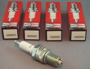 4 x CHAMPION N9BMC Spark Plugs FITS VW Golf II, III, Jetta II, Transporter IV,