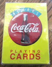 Coca-Cola Playing Cards Deck New Sealed Set