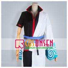 Cosonsen Anime cosplay Gintama Sakata Gintoki Shimura Cosplay Costume NEW