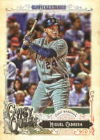 2017 Topps Gypsy Queen Baseball - Pick A Player - Cards 1-150