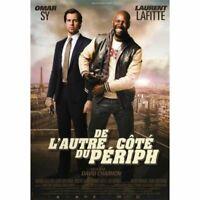 DVD DE L'AUTRE COTE DU PERIPH OMAR SY / LAURENT LAFITTE OCCASION
