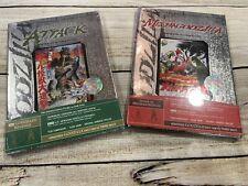New And Sealed 2 Piece Lot Toho Master Collection Godzilla Mechagodzilla Dvd
