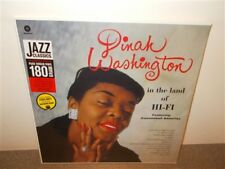 * Dinah Washington . In The Land Of Hi-Fi .  180 Gr. New Sealed . Jazz . LP
