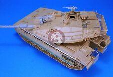 Legend 1/35 IDF Merkava Mk.IV Tank Detailing Set (for Academy kit) [w/PE] LF1180