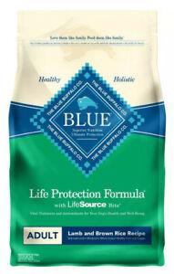Blue Buffalo Life Protection Formula Natural Adult Dry Dog Food 6 lb