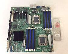 S5520HC Intel Server Board Mboard Dual LGA 1366 Intel 5520, E26045-457 I/O Plate
