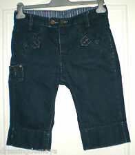 Joli bermuda jeans bleu LEVI'S T 26 TBE