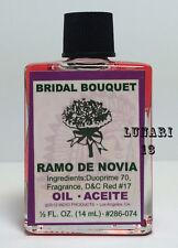 Bridal Bouquet, Ramo De Novia, Oil, Indio Products, 1/2 oz, Ritual, Spells
