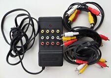 Radio Shack Audio Video Distribution Amplifier 15-1103