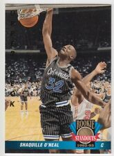 1992/93 UPPER DECK SHAQUILLE ONEAL ROOKIE STANDOUTS RC ROOKIE CARD #RS15