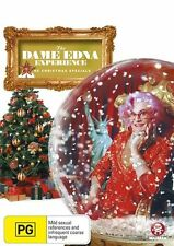 The Dame Edna Experience - The Christmas Specials (DVD, 2011)-REGION 4