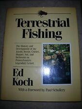 Terrestrial Fishing - Ed Koch - The History and Development of the Jassid,Beetle