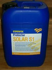 Wärmeübertragungs-Flüssigkeit Solar Protector gebrauchsfertig, Typ S1 von Fernox