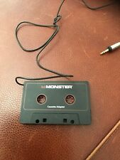 monster aux cable For Car, Lightly Used.