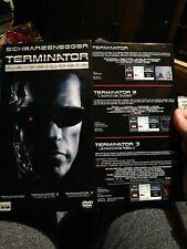 Terminator La Trilogia DVD Edizione Limitata Numerata (370/10000)