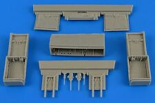Aires 1/48 Northrop t-38a/C TALON WHEEL BAY #4682