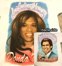 Kanye West Pablo LA pop up boost in loving memory donda palace Gildan T shirt