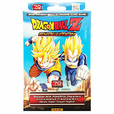 Dragon Ball Z Evolution Starter Deck Trading Card Game NEW Games DBZ Core Set