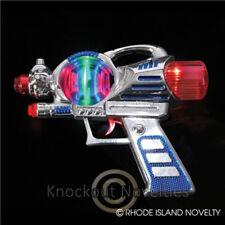 "8"" Light-Up Meteor Storm Space Blaster Novelty Gift Item"