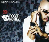 ROGER SANCHEZ Renaissance 3D (2008) 34-track 3xCD set NEW/SEALED