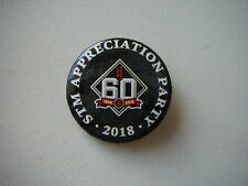 SF Giants 2018 Season Ticket Member 60th Anniversary Appreciation Party Pin