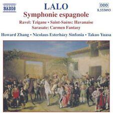 Howard Zhang - Symphonie Espagnole / Tzigane / Havanaise / Carmen [New CD]