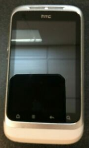 READ FIRST HTC Wildfire S White  (T-Mobile) Cell Phone Fast Ship Excellent Used