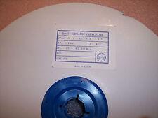 QTY (2500) 30pf 50V 5% NPO  RADIAL CERAMIC DISC CAPACITORS FULL REEL