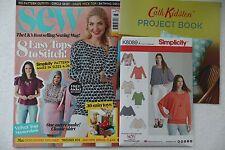 Sew Issue 98 Juni 2017 inkl. Simplicity 8089