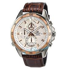 Brand New Casio Edifice EFR-547L-7A Super illuminator Watch