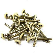 L8011 1/10 Acero Rc de amortiguador suspensión de amortiguador Pistón Eje Arandela 38mm 20