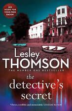 The Detective's Secret (The Detective's Daughter), Thomson, Lesley, Excellent Bo