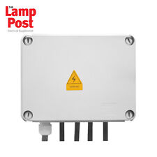 Wisebox Receptor Inalámbrico Exterior Iluminación De Canal 4 Caja de control wiseboxrec