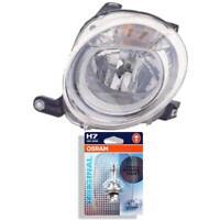 Scheinwerfer rechts Fiat 500 Bj. 07->> H7 inkl. OSRAM Lampen RJ2