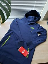 *NWT* THE NORTH FACE Boys Hoodie windbreaker Cosmic Blue XS/S/L