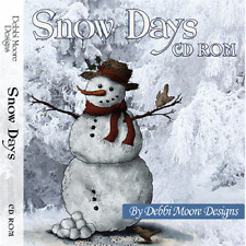 Debbi Moore Snow Days CD Rom (297945)