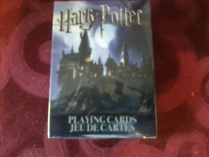 Harry Potter 52 deck Playing Cards