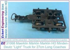 EE 31068 New Maerklin Märklin Marklin Light Truck Bogie Drehgestell for 27cm