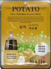 Malie Ultra Hydrating Essence Mask Pack Korea Masksheet cosmetics POTATO 1 pcs